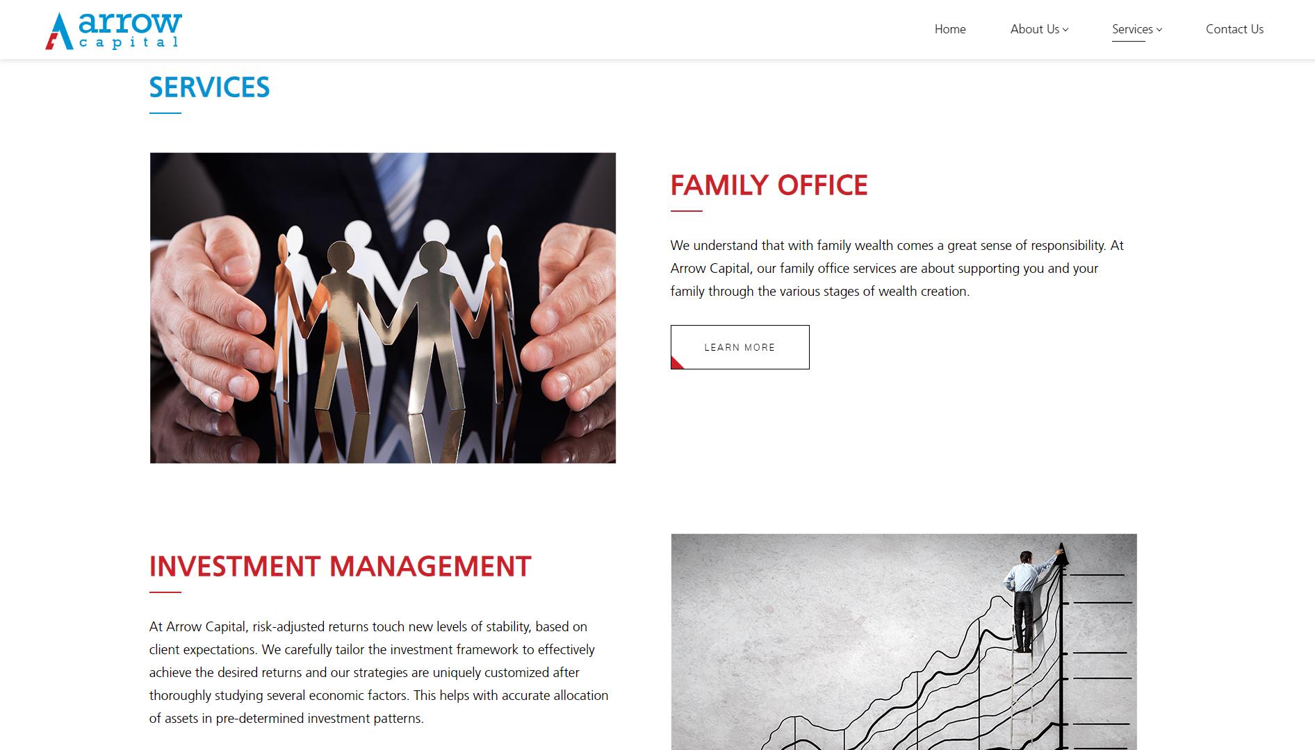 Arrow Capital Services