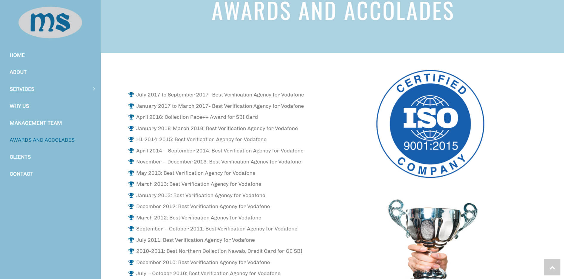 management-services-awards