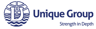 unique group logo